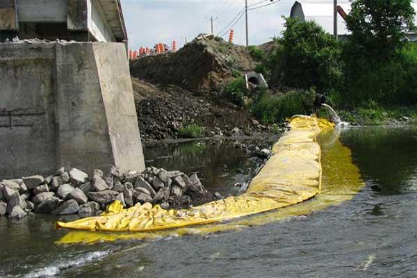 bro pæl dæmning