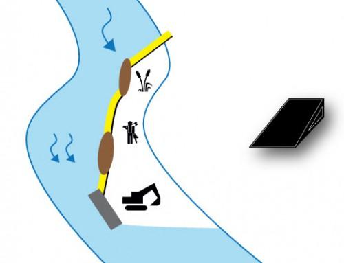 Case 5 Dæmninger mellem bund, holme og bredder