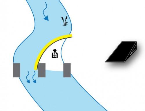 Case 3 Dæmningen hviler på bropillen