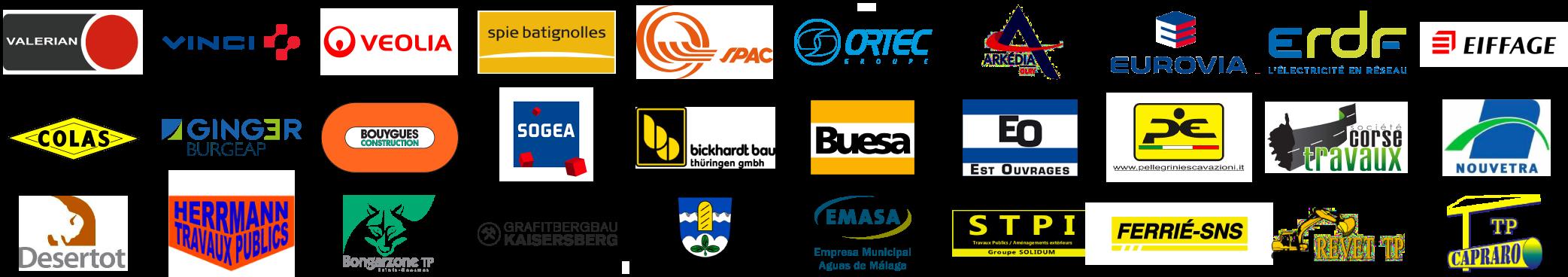 Batardeaux souples Water-Gat© - Les références clients de MegaSecur -Europe -